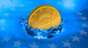Devisen: Euro fällt unter 1,12 Dollar - Sorgen um Banken