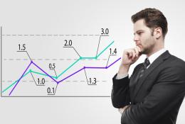 Aktien New York: Freundlich - Dow testet 18